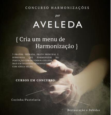 """Concurso """"Harmonizações por Aveleda"""""""
